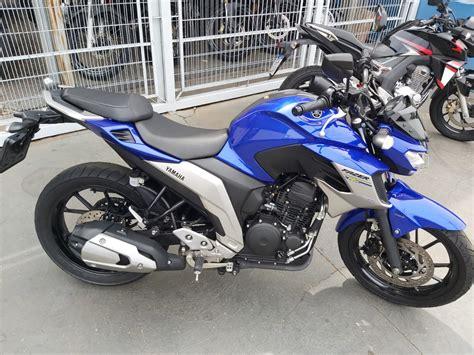 2019 Yamaha Fazer 250 Blueflex | Two Brothers