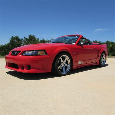 Mustang For Sale by 2002 Ford Mustang Saleen For Sale