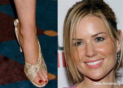 Dido's Feet