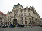 New Town Hall - Prague Mariánské náměstí, 2/2