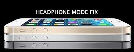 iphone stuck in headphones mode fix iphone stuck in headphone mode problem