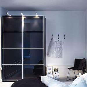 Dressing Ikea : armoires, meubles et astuces pour organiser son rangement : Armoire Pax Uggdal
