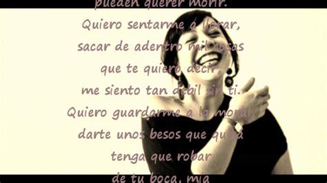 Hasta La Piel (lyrics)
