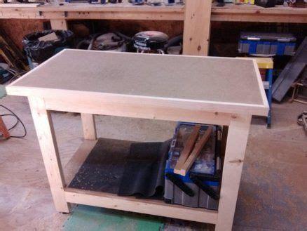 kreg    workbench outfeed table shop organization