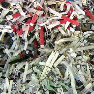 things to do with shredded paper snappy living With where can i shred documents myself