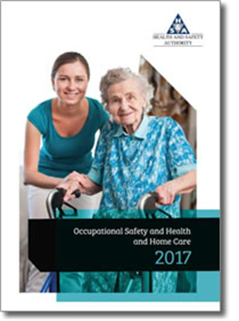 Homecare Cover by Occupational Safety And Health And Home Care Health And