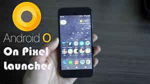 Cara Mengubah Tampilan Android Menjadi Android Oreo ...
