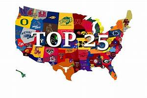 Last Word On College Football Pageantry Rankings