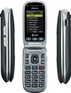 AT&T Jitterbug Cell Phones Seniors