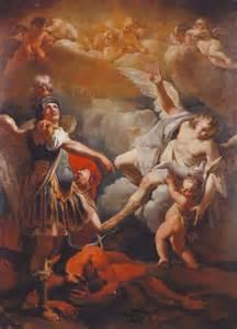 Michael Angelo Paintings Angels