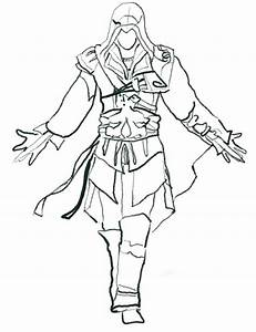 Ezio ref drawing I by froggywoggy11 on DeviantArt