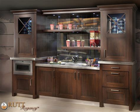 modern snack bar home design  decor ideas