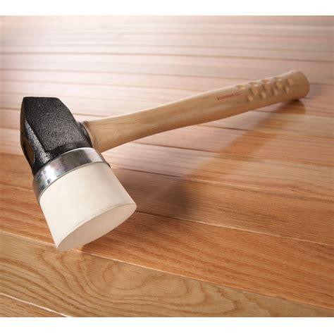 hardwood flooring mallet powernail 3mi white mallet 06 9949w tools4flooring com