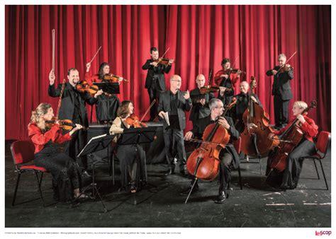 orchestre de chambre commander les affiches ceux qui aiment les lundis
