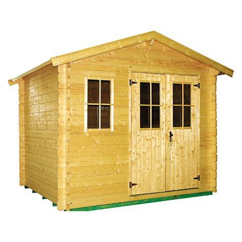 castorama chalet en bois promo abri de jardin castorama abri de jardin en bois