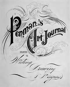ornamental calligraphy penmanship calligraphy ornamental penmansh