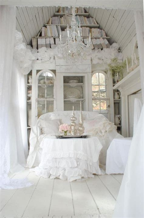 shabby chic studio inside the she shed o heaven she sheds pinterest caves shabby chic and heavens