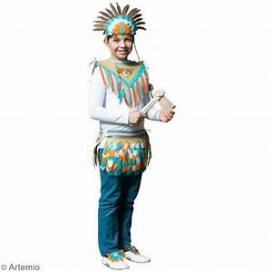 Costume D Indien : diy carnaval costume d 39 indien id es et conseils masque et d guisement ~ Dode.kayakingforconservation.com Idées de Décoration