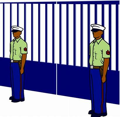 Guard Clipart Security Gate Gatekeeper Missions Tanzanian