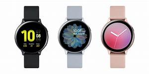 Samsung Galaxy Watch Active 2 Official  Priced Starting At
