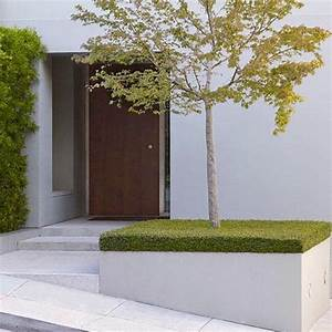 Gartengestaltung Mit Beton : 1001 beispiele f r moderne gartengestaltung ~ Markanthonyermac.com Haus und Dekorationen