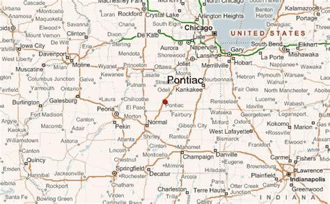 Guía Urbano De Pontiac, Illinois