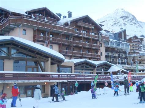 chambre montana hôtel mmv val thorens les neiges voir les tarifs