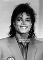 American singer songwriter Michael Jackson attends a press ...