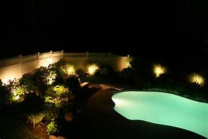Landscape lighting around pool images pin by alia