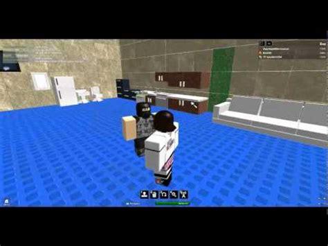 roblox     house part   bathroom youtube