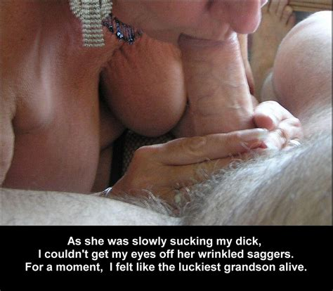 Granny Or Mother Taboo Incest Captions Momgrandmason