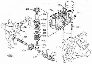 Third Shaft  Hst  Diagram  U0026 Parts List For Model T1400h