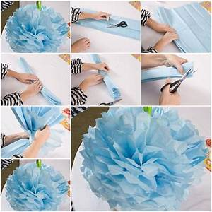 paper flower | How To Instructions
