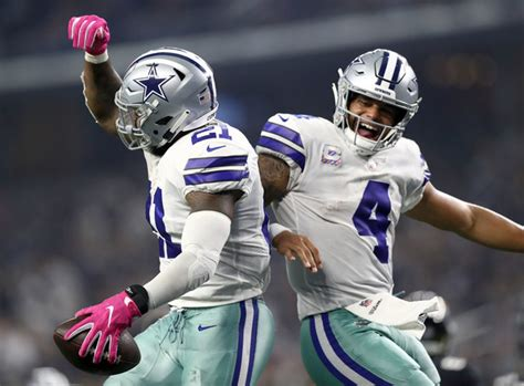 cowboys  seahawks wild card  game preview odds