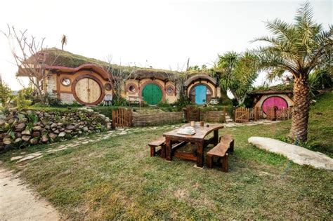 The Weekend Airbnb Hobbit Living  Nookmag