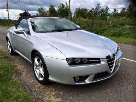 Alfa Romeo On Ebay by Alfa Romeo 2007 57 Spider 2 4 Jtdm Fsh Cheapest On Ebay