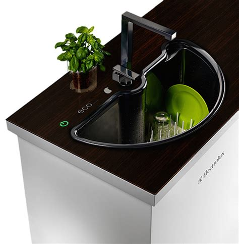 Kitchenaid Briva In Sink Dishwasher by Space Saving Solutions For Small Kitchens Interiorholic Com