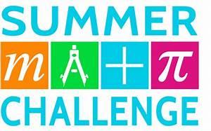 Summer Math Challenge Logo