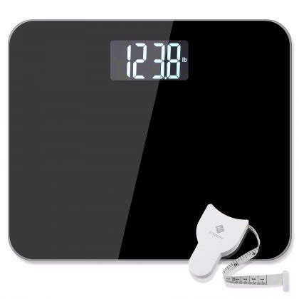 etekcity digital body weight bathroom scale  extra