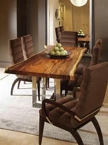 Esszimmertisch Mit 6 Stühlen : esszimmerm bel aus massivholz einrichtungsideen im rustikalen stil pinterest ~ Eleganceandgraceweddings.com Haus und Dekorationen