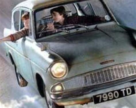 auto volante di harry potter gossip