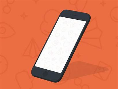 Screen Splash Mobile Animation App Ui Key