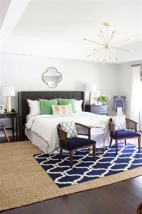 master bedroom makeover reveal  room challenge erin