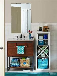 Add, An, Industrial, Vibe, To, Your, Modern, And, Minimalist, Bathroom, Vanity, With, A, Diy, Towel, Bar, Affix