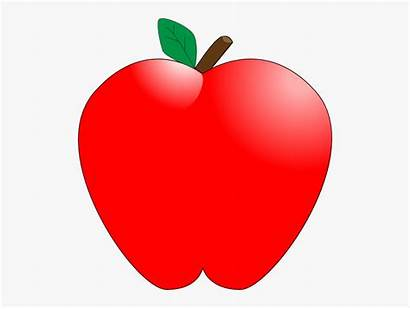 Apple Cartoon Clipart Clipartkey
