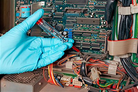 electro mechanical equipment repair portland electrical