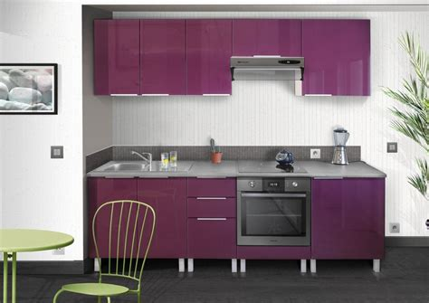 cuisine grise et aubergine facade cuisine violet aubergine cuisine nous a fait