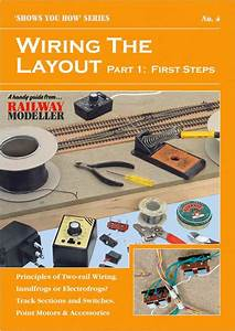 Wiring The Layout Part 1  1st Steps  U2013 Peco