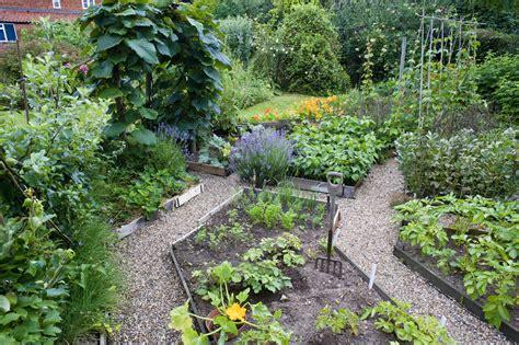 Flexible Design Plan For A Simple Formal Herb Garden