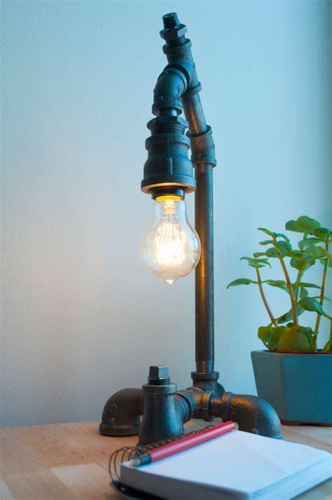 iron pipe light fixture industrial iron pipe light fixture quot the gentleman quot